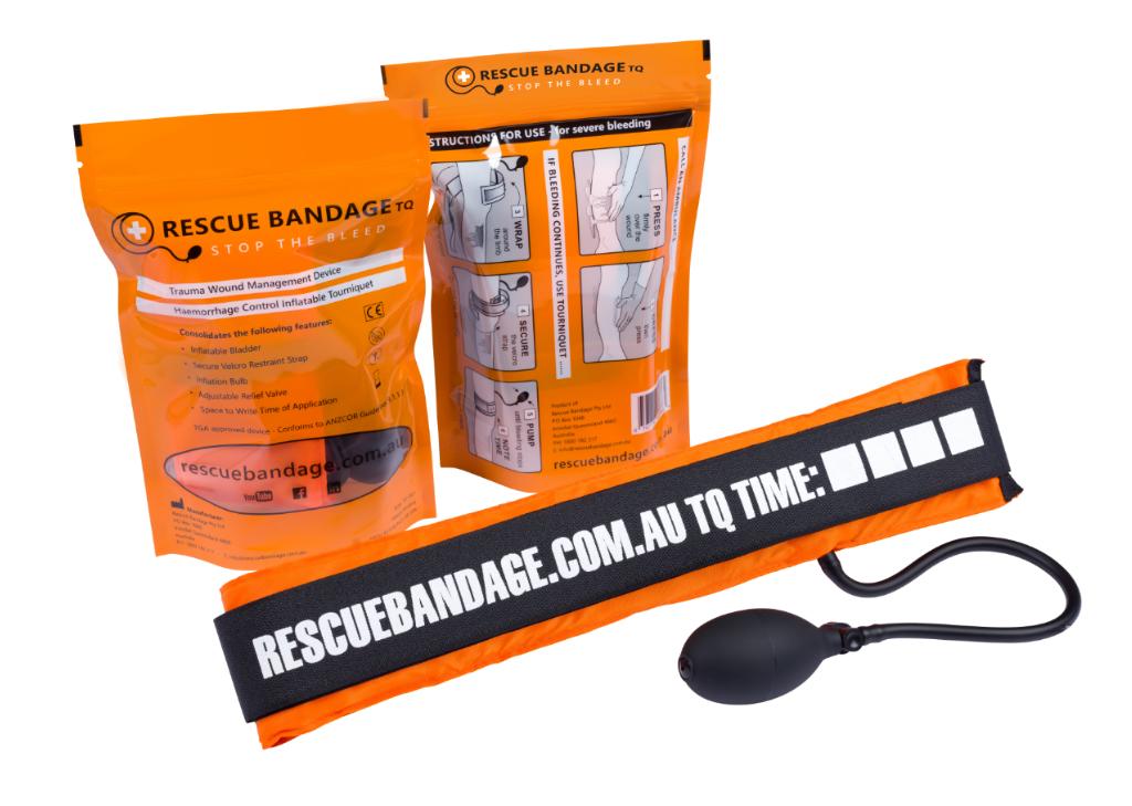 Rescue Bandage