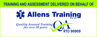 Allens Training Quality Assured